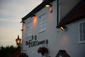 The Fox Covert exterior
